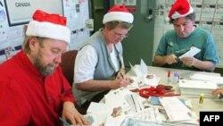 «Операция Санта-Клаус»