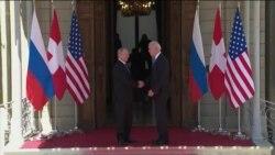 Biden na Putin wafanya mkutano Geneva wa kihistoria