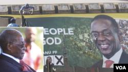 Mugabe, Mnangagva