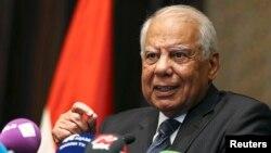 مصر کے عبوری وزیراعظم ہاضم بیلاوی