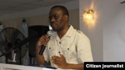Kiongozi wa chama cha upinzani cha ACT-WAZALENDO, bwana Zitto Kabwe
