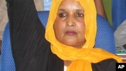 索马里议员萨多•阿里•瓦萨米