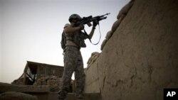 عسکریت پسندوں کے حملہ میں چھ افغان سکیورٹی اہلکار ہلاک