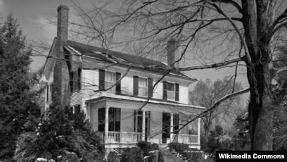 What an american home looks like