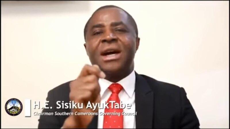 Au Cameroun, prison à vie pour un leader des séparatistes anglophones