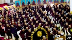 Myanmar Monks Conference