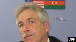 Uilyam Börns: Dağlıq Qarabağ münaqişəsində status-kvo uzun müddət davam edə bilməz