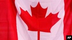 Флаг Канады (архивное фото)