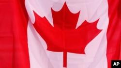 캐나다 국기