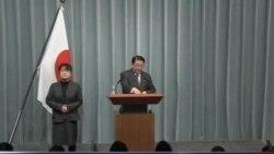 日本首相改组内阁