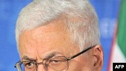 TT Abbas bác bỏ việc thành lập Palestine trong các đường biên giới tạm