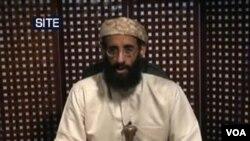 Pemimpin kelompok militan terkait Al-Qaida di Yaman kelahiran AS, Anwar al-Awlaki.