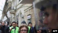 В Азербайджане освободили журналиста