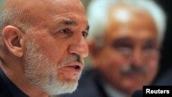Hamid Karzay, afg'on rahbari