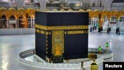 Kaaba hajj