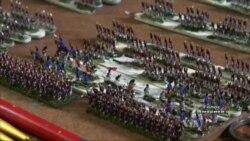 Розмалював 200 тисяч іграшкових солдатиків, щоб подолати стрес