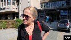 Novinarka Vijesti Olivera Lakić