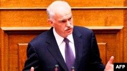Papandreu, thirrje BE-së për paketën e dytë të ndihmave