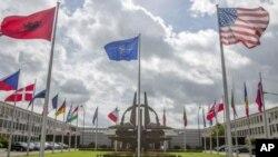 Штаб-квартира НАТО в Брюсселе (архивное фото)