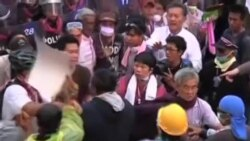 泰国反政府抗议的经济代价