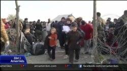 Maqedonia kërkon ndihma për refugjatët