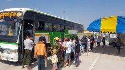 ထိုင်းရောက် မြန်မာလုပ်သားတွေထဲ တရားဝင်အလုပ်လုပ်ခွင့်ကြေး မတတ်နိုင်သူများနေ