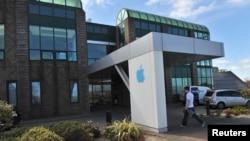 苹果公司在爱尔兰的分公司(2013年)