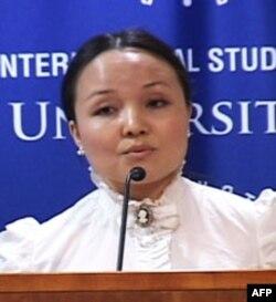 Qozog'istonlik olima Aygerim Shilibekova