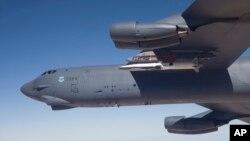 2013年5月,美軍在太平洋上空實施了X-51型高超音速飛行器試飛。