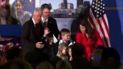 克林顿夫妇2014中期选举将发挥作用