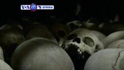 VOA60 AFRIKA: Meya 2 wa zamani Rwanda kufikishwa mahakamani kwa tuhuma za kushawishi mauwaji ya mamia ya watutsi mwaka 1994