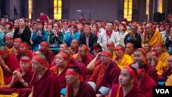 Dalai Lama Mongolian Teaching (photo: dalailama.com)
