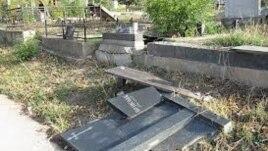 Dëmtohet një numër varrezash serbe në Kosovë