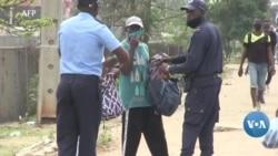 Polícia angolana bloqueia acesso a local de protesto em Luanda