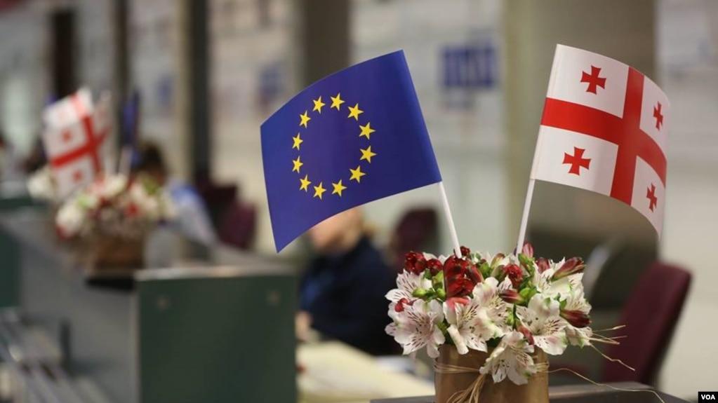 В Германии обеспокоены безвизовым режимом Грузии с ЕС