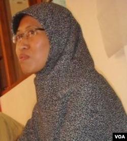 Diah Puspitarini, salah seorang pengurus Pimpinan Pusat Nasyiatul Aisyiah.