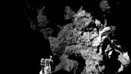 Sukses historik i një sonde mbi kometë