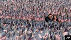 Dân Mỹ cử hành lễ Chiến Sĩ Trận Vong
