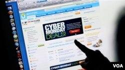 El gasto medio por comprador en internet fue de $194 dólares.