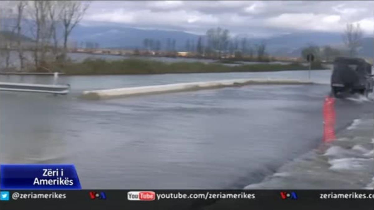 Billedresultat for Vazhdon gjendja e vështirë nga përmbytjet në Nënshkodër