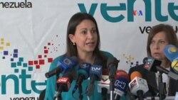 Machado solicita visita de la OEA a Venezuela