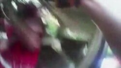 Video del incidente entre policía y afroestadounidense de Cincinnati