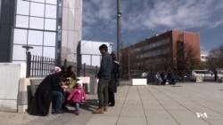 Familjarët e shtetasve turq të deportuar nga Kosova