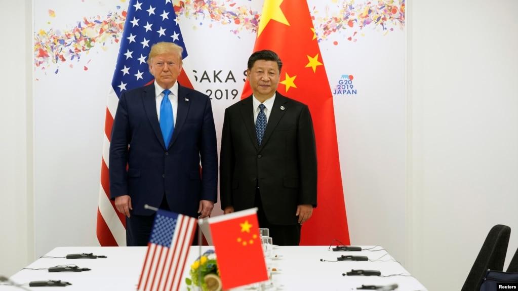百余美国专家联名呼吁特朗普坚持对抗中国的路线