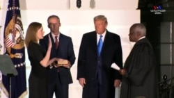 ԱՄՆ Սենատը հաստատել է Նախագահ Դոնալդ Թրամփի առաջադրած Գերագույն դատարանի թեկնածու, դատավոր Էմի Քոնի Բարեթին