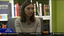 Xhensila Velencia mbi biznesin e saj të kartolinave në SHBA
