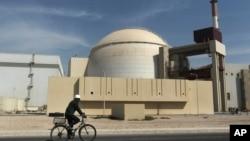 Атомный реактор в Бушере (Иран)