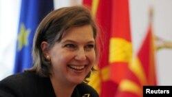 Jurubicara Departemen Luar Negeri Amerika, Victoria Nuland (Foto: dok)