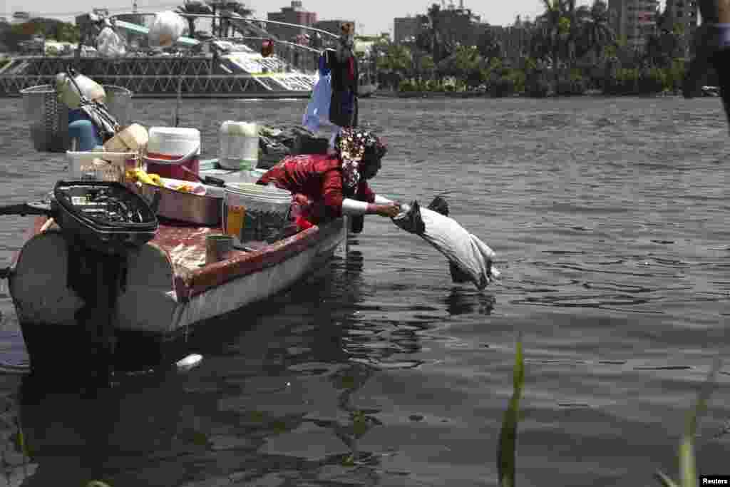 مصر میں پانی کا زیادہ انحصار دریائے نیل پر ہی ہے