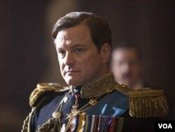 Colin Firth berperan sebagai Raja George VI. Film ini telah mengantarkan Firth memenangkan penghargaan Golden Globe dan BAFTA Awards, sekaligus nominasi Aktor Terbaik Academy Awards.